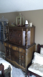 Early 1900's bedroom furniture