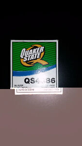 QUAKER-STATE QS4386 oil filter new Kitchener / Waterloo Kitchener Area image 1