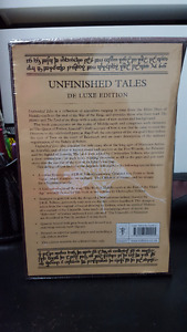 Tolkien - Lord of the Rings - Unfinished Tales - Deluxe Edition