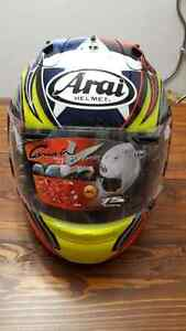 Arai corsair v Colin Edwards tribute Size medium