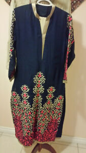 Brand New 3 Piece Pakistani Ladies Outfit !