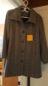 Tweed Fall Jacket
