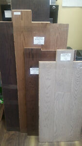 """Blow Out Sale - Panache 6"""" Wire Brushed White Oak ENG. Flooring"""