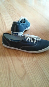 Keds Size 8, worn only a few times