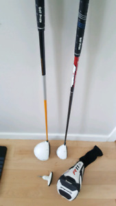 Driver et hybride taylormade  r11s