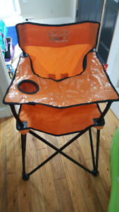 Travel High Chair - Folds up!