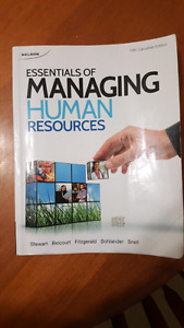 Managing Human Resources 5th canadian edition
