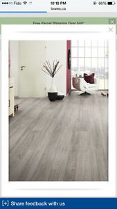 Krono Laminate Floor Open Box 70% off