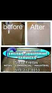 Grout cleaning $0.50 square foot Cambridge Kitchener Area image 4