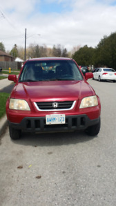 2001 Honda CR-V DX SUV, Crossover