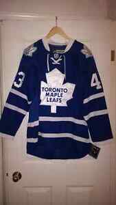 Nazem Kadri Toronto Maple Leafs Jersey Reebok RBK Size 50 Kitchener / Waterloo Kitchener Area image 2