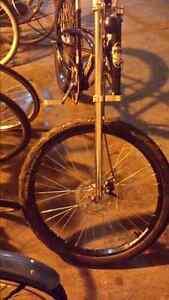 Phat chopper bike