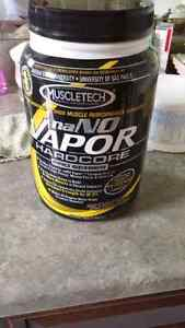 Muscletech Pre workout naNO Vapor Hardcore pro series