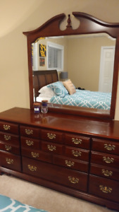 bedroom furniture for sale- good condition