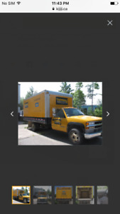2001 Chevy HD 3500 only 152000 km