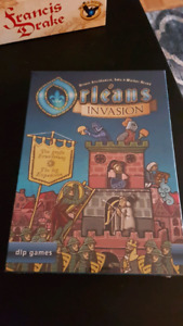 Orléans: Invasion (DIP Edition) Sealed