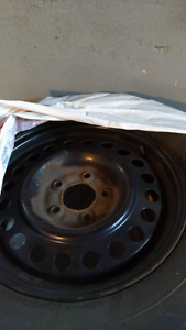 Rims and tires 225/60r16