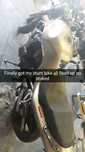 looking for a suzuki bandit 1200 motor