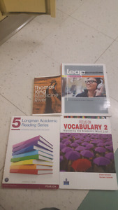 Selling NAIT ESL LEVEL 5 BOOKS