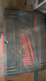 Milwaukee storage box