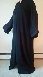 Long black Muslim dress(Abaya)  (عباية) London Ontario image 6