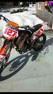 KTM 450 Sx-f 2009 Race Ready
