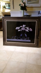 Beutiful picture with nice frame
