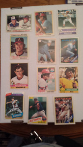 70's up Baseball Cards 5000+! LOWER PRICE.