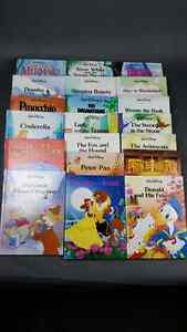 Disney Classic Book collection  (21)