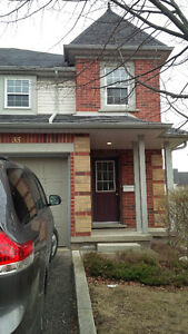 END UNIT TOWNHOUSE IN GUELPH FOR RENT!!!!!!!!!!!!!!