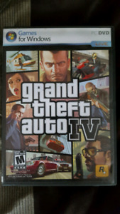 gRand theFt autoIV PC (possibly trade)