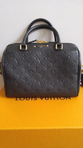 AUTHENTIC Louis Vuitton Empreinte Speedy B 25