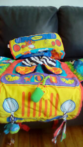 Towels,receiving blankets,cart cover and sleep sacks
