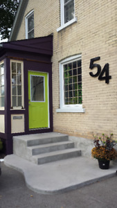 STRATFORD, FURNISHED, INCLUSIVE, NEAR WATER, DOWNTOWN & THEATRES
