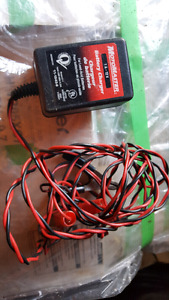 Motomaster battery charger for sale