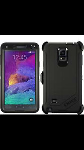 Note 4 with otter box 200 o.b.o