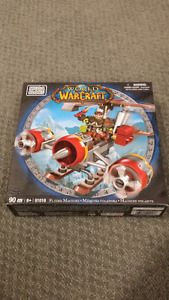 Mega Bloks World of Warcraft 91018 Flying Machine