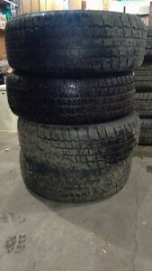 Cooper Weather Master ST/2 P215/65/R16 Winter Tires