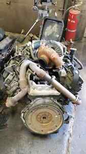 Parting out Ford Powerstroke 6.0L Engines