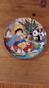 Little Fisherman Plate