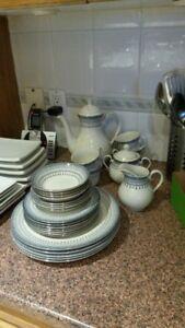 Ridgeway Stafford dishes