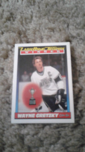 Hockey cards and playing cards 4 sale
