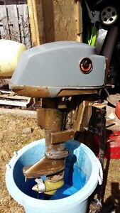 6 HP Outboard for sale or swap