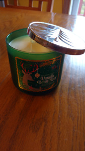 New 3 wick Bath and Body works Candle