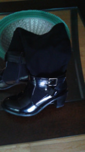 Boots, Size 8 - 8 1/2, Wide Calf  $30 each pair