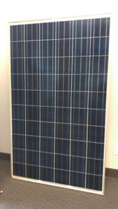 Used Jinko 260W Solar Panel Module home house cottage