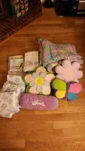 LOT OF GIRLS BEDDING (DOUBLE / FULL)