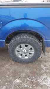 35x12.5R18 Toyo open country A/T