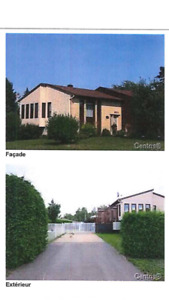 Maison à louer avec option d'achat