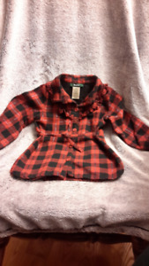 Roots and George  dresses- size 6 to 12 months